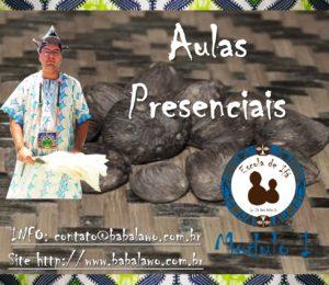 Aula da Escola de Ifa Presencial @ Ijo Ifa Opa Adimula | São José dos Campos | São Paulo | Brasil
