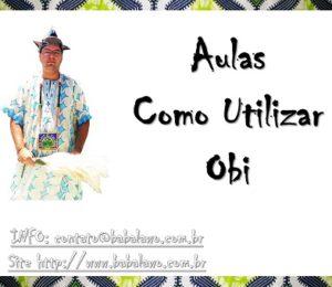 Obi - Como Cultuar Seu Orisa