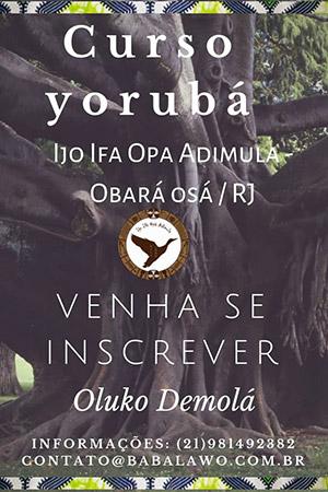 Yorubá Curso
